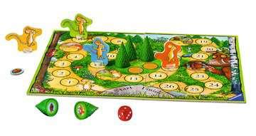 The Gruffalo Deep Dark Wood Game Games;Children s Games - image 3 - Ravensburger