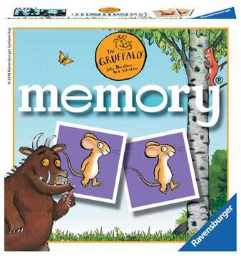 The Gruffalo mini memory® Jeux;memory® - Image 1 - Ravensburger