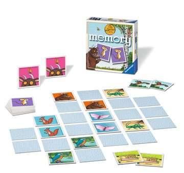 The Gruffalo mini memory® Jeux;memory® - Image 2 - Ravensburger