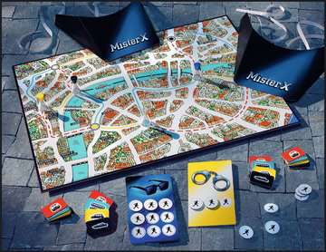 22289 Kinderspiele Scotland Yard Junior von Ravensburger 3