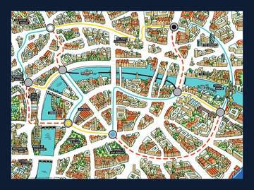 Scotland Yard Junior Games;Children's Games - image 4 - Ravensburger