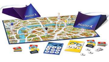 22289 Kinderspiele Scotland Yard Junior von Ravensburger 5
