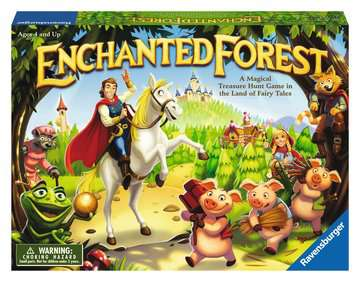 Enchanted Forest Games;Strategy Games - image 1 - Ravensburger