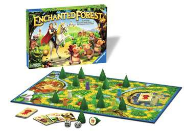Enchanted Forest Games;Children's Games - image 2 - Ravensburger