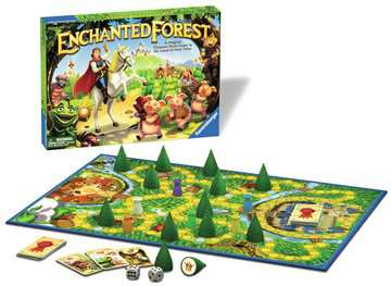 Enchanted Forest Games;Children's Games - image 3 - Ravensburger