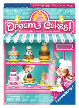 Dream Cakes Games;Children's Games - image 1 - Ravensburger