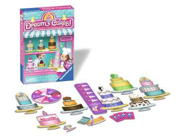 Dream Cakes Games;Children's Games - image 2 - Ravensburger