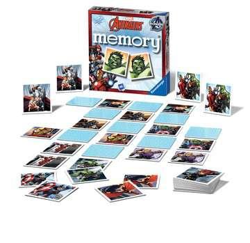 MARVEL Avengers mini memory® Games;memory® - image 2 - Ravensburger
