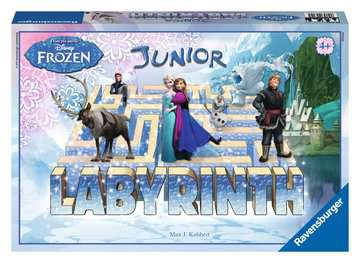Disney Frozen Junior Labyrinth Games;Children s Games - image 1 - Ravensburger