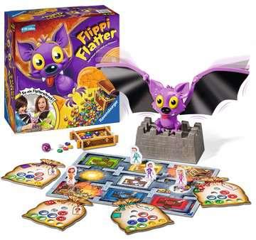 Flippi Flatter Spiele;Kinderspiele - Bild 2 - Ravensburger