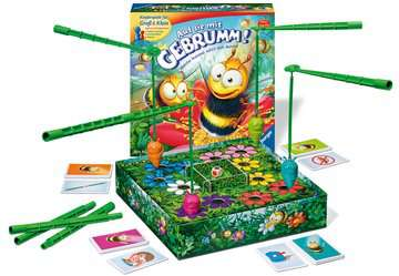 Auf sie mit Gebrumm! Spiele;Familienspiele - Bild 2 - Ravensburger