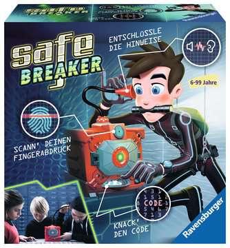 Safe Breaker Spiele;Kinderspiele - Bild 1 - Ravensburger