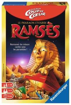 Ramsès  Coup de cœur  Jeux de société;Jeux famille - Image 1 - Ravensburger