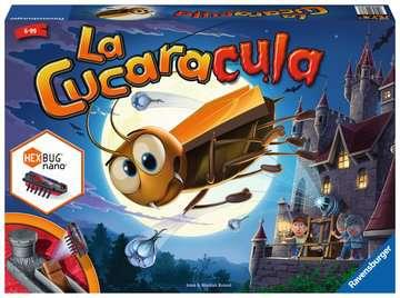 La Cucaracula Spellen;Vrolijke kinderspellen - image 1 - Ravensburger