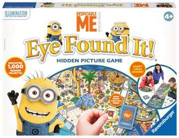 Despicable Me Eye Found it! Games;Children s Games - image 1 - Ravensburger
