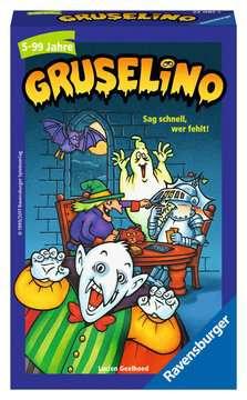 23081 Mitbringspiele Gruselino von Ravensburger 1