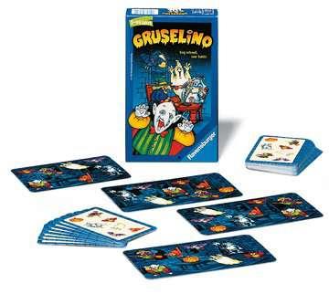 23081 Mitbringspiele Gruselino von Ravensburger 2