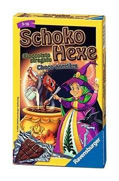 23082 Mitbringspiele Schoko Hexe von Ravensburger 1