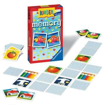 23103 Mitbringspiele Kinder memory® von Ravensburger 2