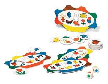 Nijntjes kleurendraaimolen Spellen;Pocketspellen - image 3 - Ravensburger