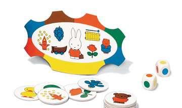 Nijntjes kleurendraaimolen Spellen;Pocketspellen - image 4 - Ravensburger
