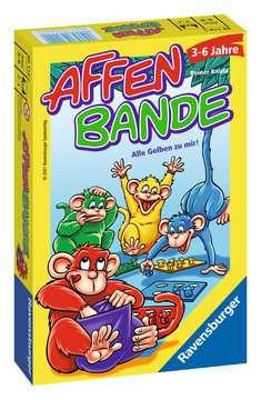 Affenbande Spiele;Mitbringspiele - Bild 1 - Ravensburger