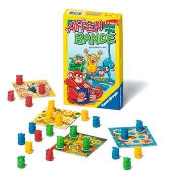 Affenbande Spiele;Mitbringspiele - Bild 2 - Ravensburger