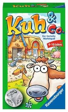 23160 Mitbringspiele Kuh & Co. von Ravensburger 1