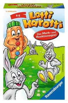 Lotti Karotti Spiele;Mitbringspiele - Bild 1 - Ravensburger