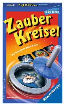 Zauberkreisel Spiele;Mitbringspiele - Bild 1 - Ravensburger