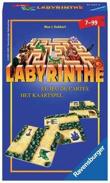 Labyrinthe kaartspel / Labyrinthe jeu de cartes Jeux;Mini Jeux - Image 1 - Ravensburger
