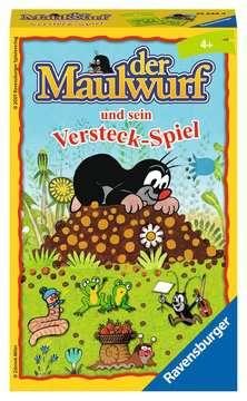 23244 Mitbringspiele Der Maulwurf und sein Versteck-Spiel von Ravensburger 1