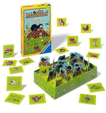 Der Maulwurf und sein Versteck-Spiel Spiele;Mitbringspiele - Bild 2 - Ravensburger