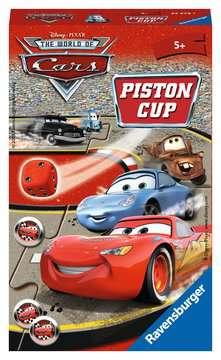 Disney/Pixar Cars Piston Cup Spiele;Mitbringspiele - Bild 1 - Ravensburger