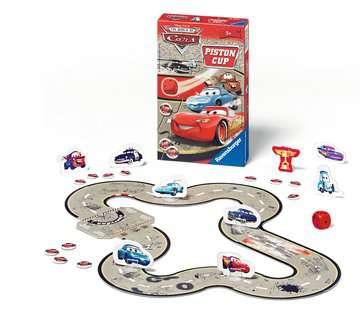 23274 Mitbringspiele Disney/Pixar Cars Piston Cup von Ravensburger 2