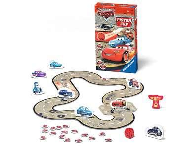23274 Mitbringspiele Disney/Pixar Cars Piston Cup von Ravensburger 3