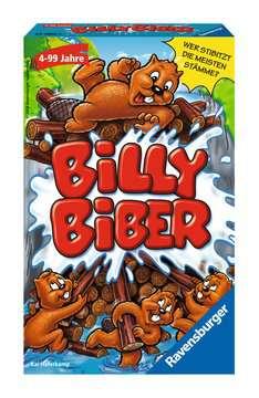 Billy Biber Spiele;Mitbringspiele - Bild 1 - Ravensburger