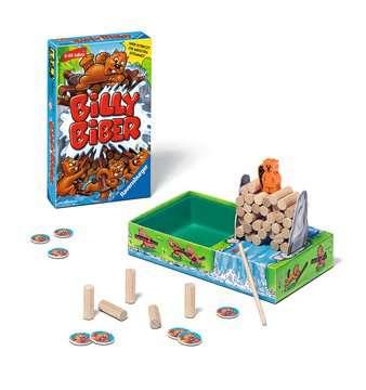 Billy Biber Spiele;Mitbringspiele - Bild 2 - Ravensburger