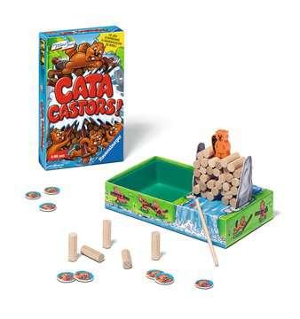 Cata Castors ! Jeux;Mini Jeux - Image 2 - Ravensburger