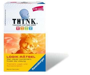 23294 Mitbringspiele THINK® Kids Logik-Rätsel von Ravensburger 1