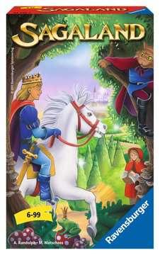Sagaland Spiele;Mitbringspiele - Bild 1 - Ravensburger