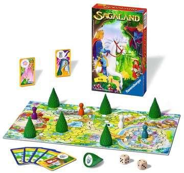 Sagaland Spiele;Mitbringspiele - Bild 2 - Ravensburger
