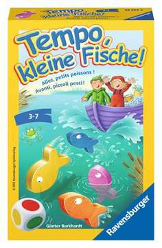 23334 Mitbringspiele Tempo, kleine Fische! von Ravensburger 1