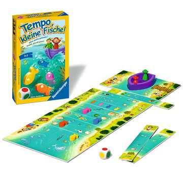 Tempo, kleine Fische! Spiele;Mitbringspiele - Bild 2 - Ravensburger