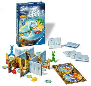 Schnappt Hubi! Spiele;Mitbringspiele - Bild 2 - Ravensburger