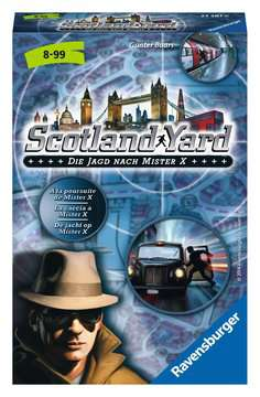 Scotland Yard Spellen;Pocketspellen - image 1 - Ravensburger