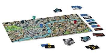De jacht op Mister X / Scotland Yard Jeux;Mini Jeux - Image 3 - Ravensburger