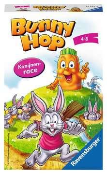 Bunny Hop Spellen;Pocketspellen - image 1 - Ravensburger