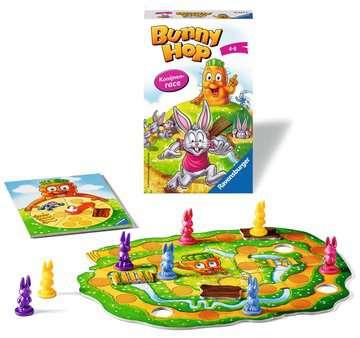 Bunny Hop Spellen;Pocketspellen - image 2 - Ravensburger