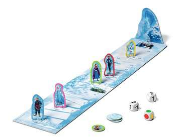 Disney Frozen  Race to the Palace Spellen;Pocketspellen - image 3 - Ravensburger